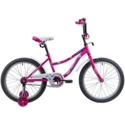 "Велосипед 20"" NOVATRACK NEPTUNE Розовый"