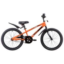"""Велосипед 20"""" NOVATRACK JUSTER Оранжевый"""