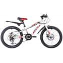 "Велосипед 20"" NOVATRACK PRIME Алюм., Белый"