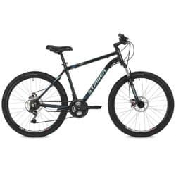 """Велосипед 24"""" STINGER ELEMENT D 12"""", 12 скор. Черный"""