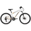 "Велосипед 24"" STINGER ELEMENT D 12"", 12 скор. Белый"