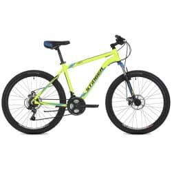 """Велосипед 27.5"""" STINGER ELEMENT D 16"""" 18 скор. Зеленый"""