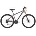 """Велосипед 29"""" STINGER GRAPHITE STD 20"""" 21 скорость, Серый"""