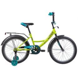 """Велосипед 20"""" NOVATRACK VECTOR Салатовый"""