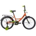 """Велосипед 20"""" NOVATRACK VECTOR Оранжевый"""