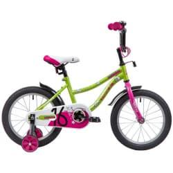 "Велосипед 16"" NOVATRACK NEPTUNE Салатовый"