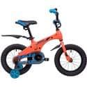 """Велосипед 14"""" NOVATRACK BLAST Алюм., Оранжевый"""