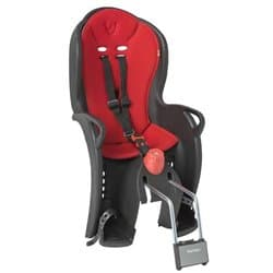 Кресло детское HAMAX Sleepy черный/красный