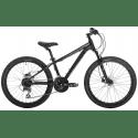 """Велосипед 24"""" ASPECT AIR JR Черный"""