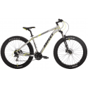 "Велосипед 27.5"" ASPECT FORCE (2019) 18"" Серый"
