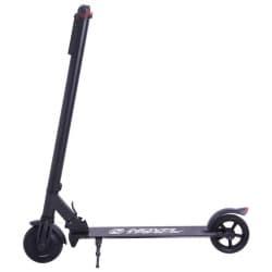 Электросамокат NOVATRACK 24V 4.4Ah, 250W, колеса 180мм, 23км/ч, max 100кг Черный