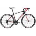 """Велосипед 28"""" STARK Peloton 700.1 20"""" чёрный/красный/белый"""