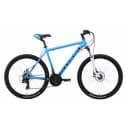 "Велосипед 26"" STARK Indy 26.2 D 14,5"" голубой/синий/белый"