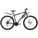 """Велосипед 29"""" STARK Tank 29.1 D 22"""" чёрный/серый/зелёный"""