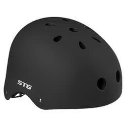 Шлем велосипедный STG MTV12 Черный Р:M(55-58) Х89050