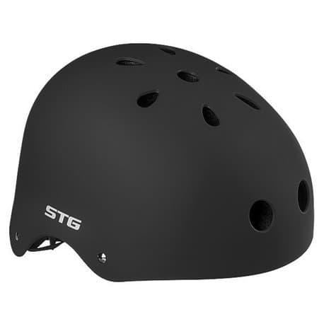 Шлем велосипедный STG MTV12 Черный Р:XS(48-52) Х89048