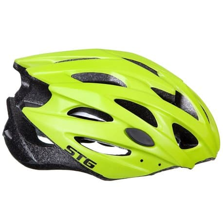 Шлем велосипедный STG MV29-A Зеленый матовый Р:M(55-58) Х82397