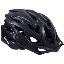 Шлем велосипедный STG MV29-A Черный матовый Р:M(55-58) Х82393