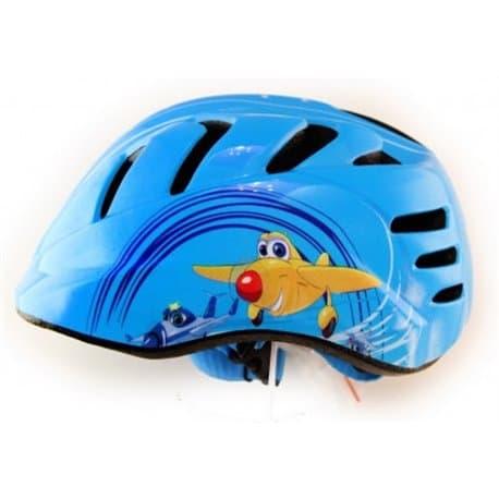 Шлем велосипедный VINCA детский VSH 7 planes Р:S 48-52