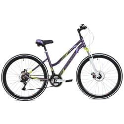 """Велосипед 26"""" STINGER LAGUNA D 17"""" 18 скор. Фиолетовый"""