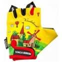 Перчатки вело VINCA детские VG 942 child travel (6 лет)