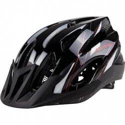 Шлем велосипедный ALPINA MTB 17 Back/White/Red 54-58