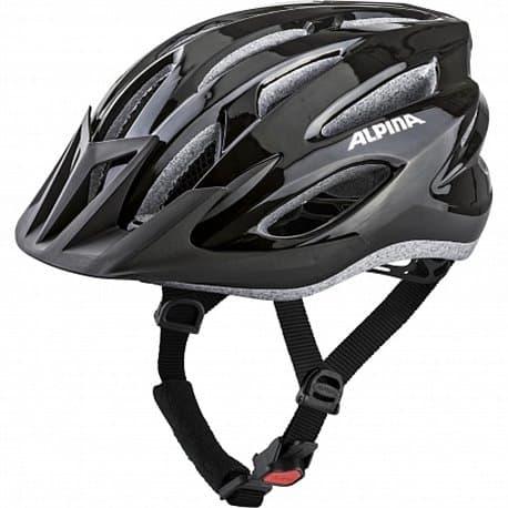 Шлем велосипедный ALPINA MTB 17 Dark blue/Neon 54-58