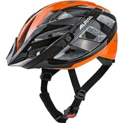 Шлем велосипедный ALPINA Panoma 2.0 Black/Orange 56-59
