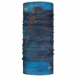 Бандана BUFF® COOLNET UV+ Camino de Santiago Peninsula Denim