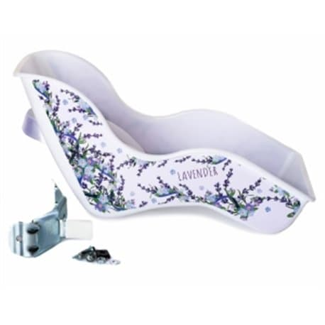 Кресло вело для куклы VS-KD01 white Lavender