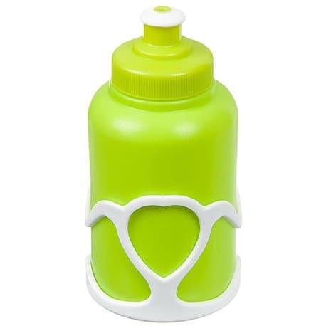 Фляга STG детская с флягодержателем Зеленый Х95402
