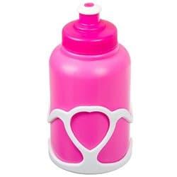Фляга STG детская с флягодержателем Розовый Х95401
