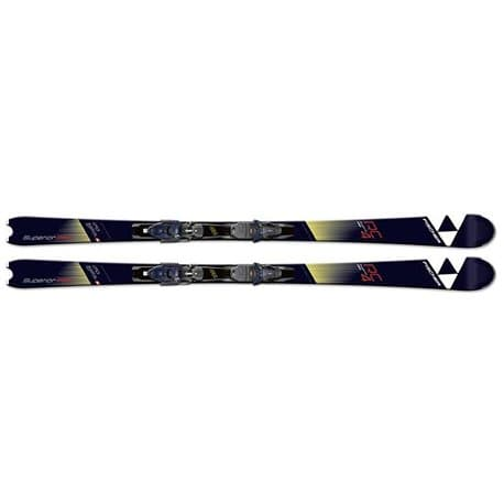 Лыжи FISCHER RC4 Superior PRO 170 + RS4 Z11