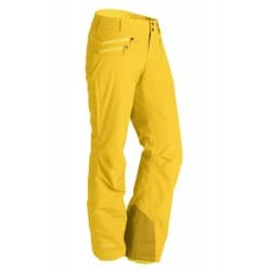 Брюки женские MARMOT Slopestar yellow S