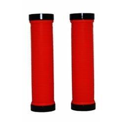 Грипсы H-G 119 red/black 129мм