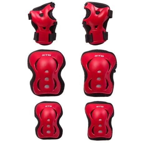 Защита детская STG YX-0308 (комплект) Черный M Х89948