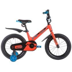 """Велосипед 16"""" NOVATRACK BLAST Алюм., Оранжевый"""