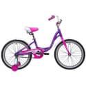 """Велосипед 20"""" NOVATRACK ANGEL Алюм., Фиолетовый"""