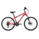 """Велосипед 24"""" STINGER CAIMAN D 12,5"""" 12 скор. Красный"""