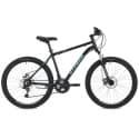 """Велосипед 26"""" STINGER ELEMENT D 18"""" 18 скоростей, Алюм. Черный"""