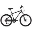 """Велосипед 26"""" STINGER ELEMENT HD 16"""" 18 скоростей, Алюм. Черный"""