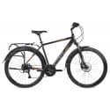 """Велосипед 28"""" STINGER HORIZONT PRO 56 27 скоростей, Алюминиевая рама, Серый"""