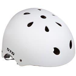 Шлем велосипедный STG MTV12 Белый Р:S(53-55) Х94966