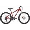 """Велосипед 24"""" STINGER BOXXER PRO 14"""", 14 скор. Красный"""