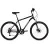 """Велосипед 24"""" STINGER ELEMENT D 14"""", 12 скор. Черный"""