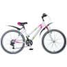 """Велосипед 24"""" STINGER LATINA 14"""" 12 скор. Белый"""