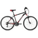 """Велосипед 26"""" STINGER ELEMENT 16"""" 18 скоростей, Алюм. Черный"""