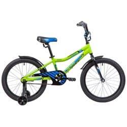 """Велосипед 20"""" NOVATRACK CRON Алюм., Зеленый"""