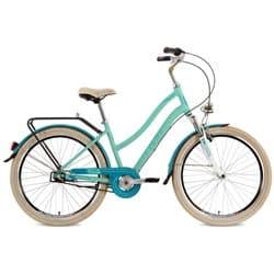 """Велосипед 26"""" STINGER VERONA 15"""" 3 скор. Алюм. Зеленый"""