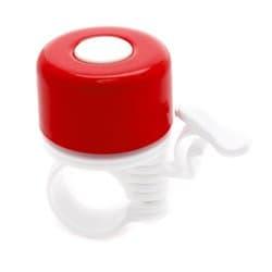 Звонок вело YL 011-4 red